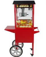 Popcornmachine Huren incl. 50 porties