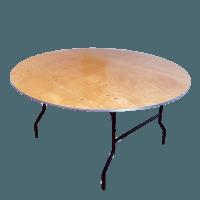 Tafel rond – 10 personen Huren